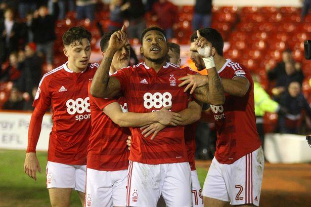 Nottingham Forest Team Football