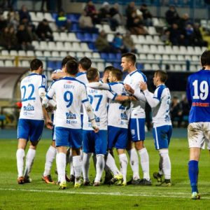 OSIJEK FOOTBALL 2017