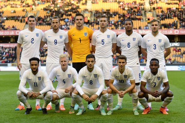 Tim Sepak Bola ENGLAND 2017 &quot;width =&quot; 615 &quot;height =&quot; 410 &quot;/&gt; </p> <p> <span style=