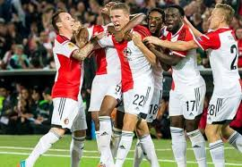 FEYENOORD TEAM FOOTBALL 2017