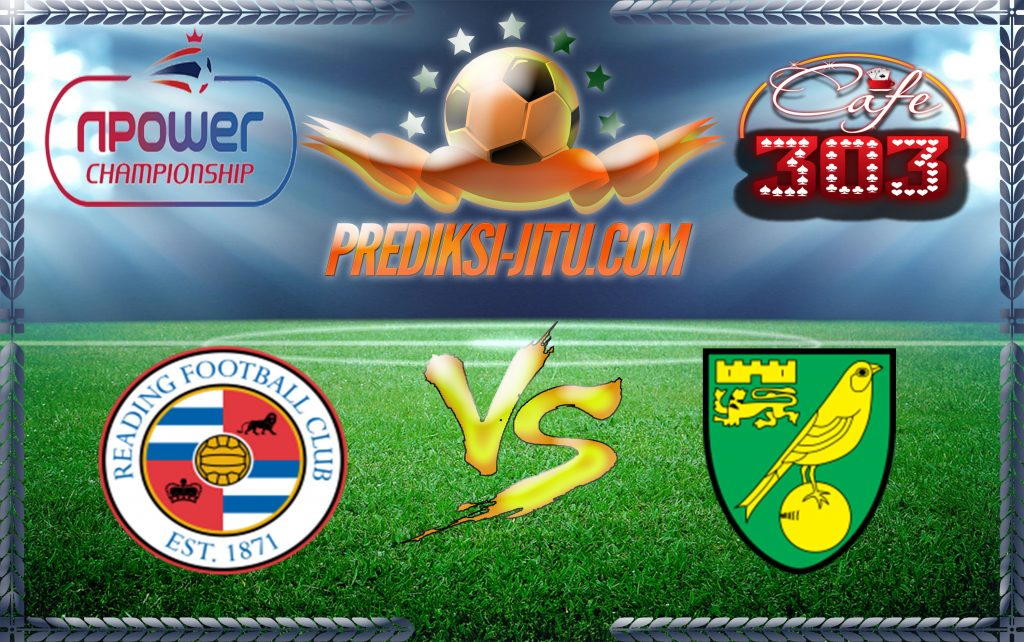 Prediksi Skor READING Vs NORWICH CITY 30 September 2017