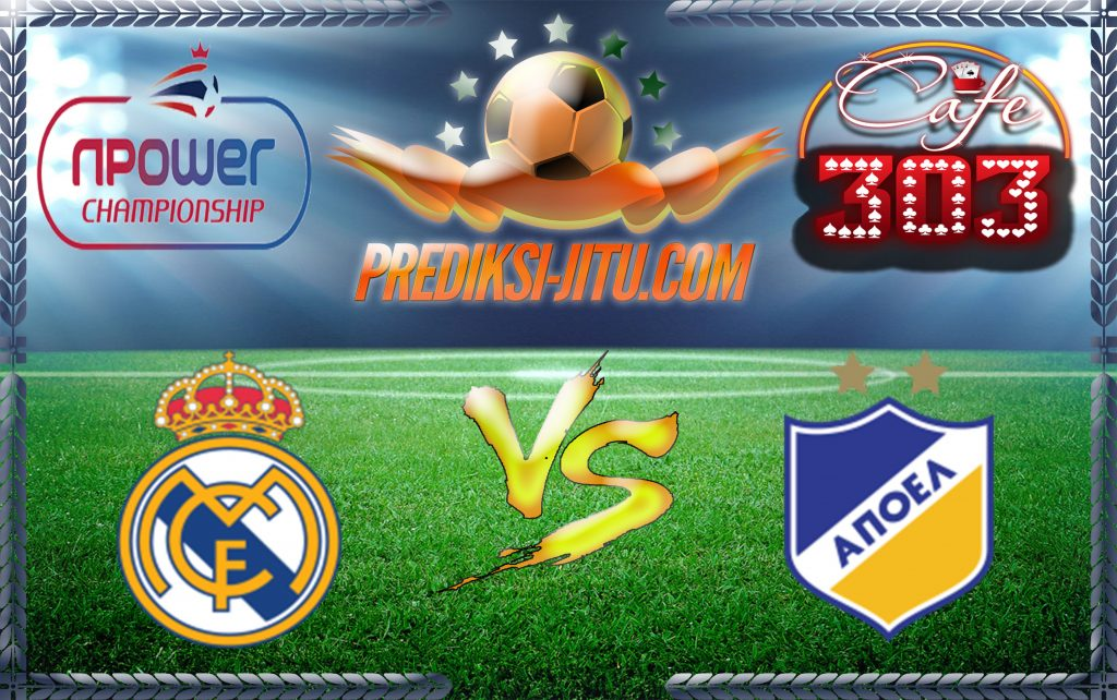 Prediksi Sepatu REAL MADRID Vs APOEL 14 September 2017 &quot;width =&quot; 640 &quot;height =&quot; 401 &quot;/&gt; </p> <p><span style=