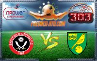 Prediksi Skor SHEFFIELD UNITED Vs NORWICH CITY 16 September 2017