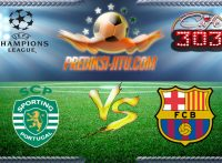 Prediksi Skor SPORTING CP Vs BARCELONA 28 September 2017