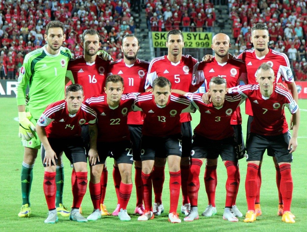 ALBANIA Team Football 2017 &quot;width =&quot; 574 &quot;height =&quot; 434 &quot;/&gt; </p> <p><span style=