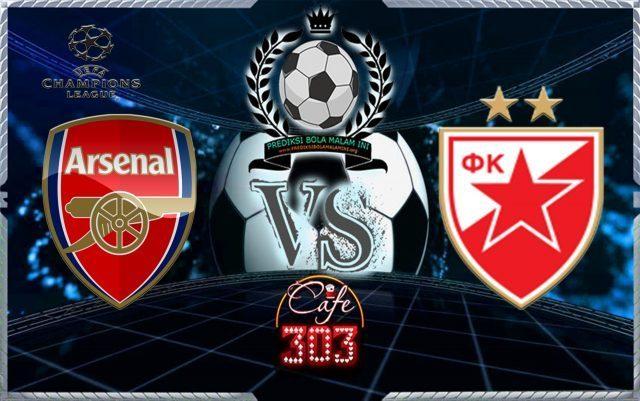 Arsenal Vs Crvena Zvezda