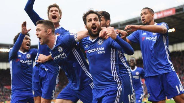 Tim sepak bola Chelsea &quot;width =&quot; 768 &quot;height =&quot; 432 &quot;/&gt; </p> <p> <span style=