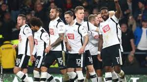 DERBY COUNTY TEAM FOOTBALL 2017