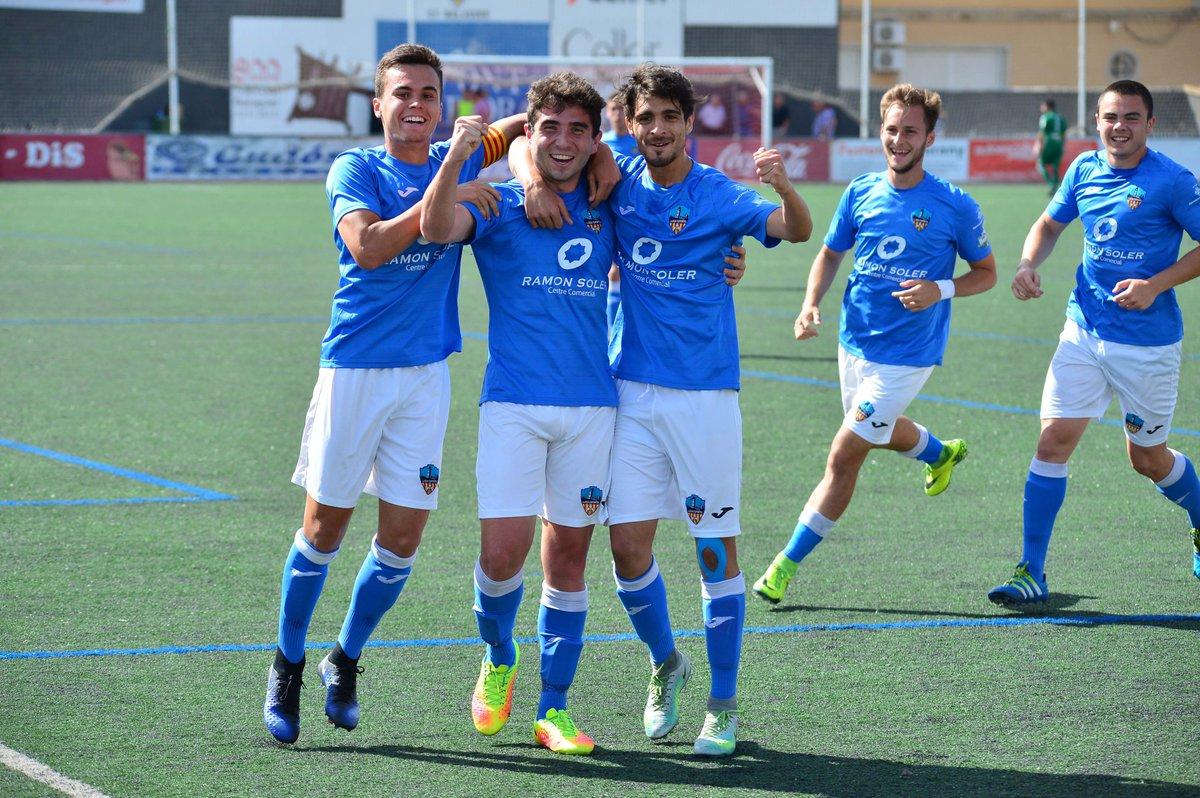 Lleida Esportiu football team