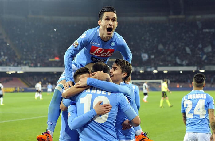 Napoli Football Team