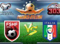 Prediksi Skor Albania Vs Italia 10 Oktober 2017