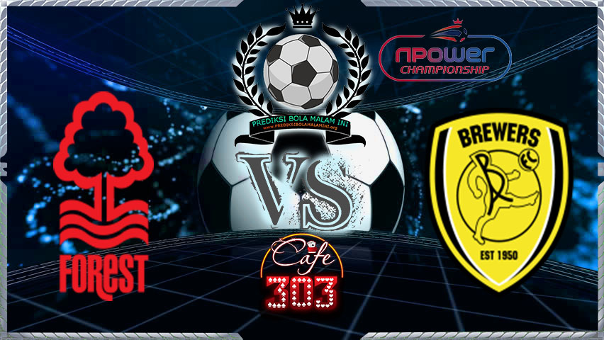 Prediksi Skor NOTTINGHAM FOREST Vs BURTON ALBION 21 October 2017