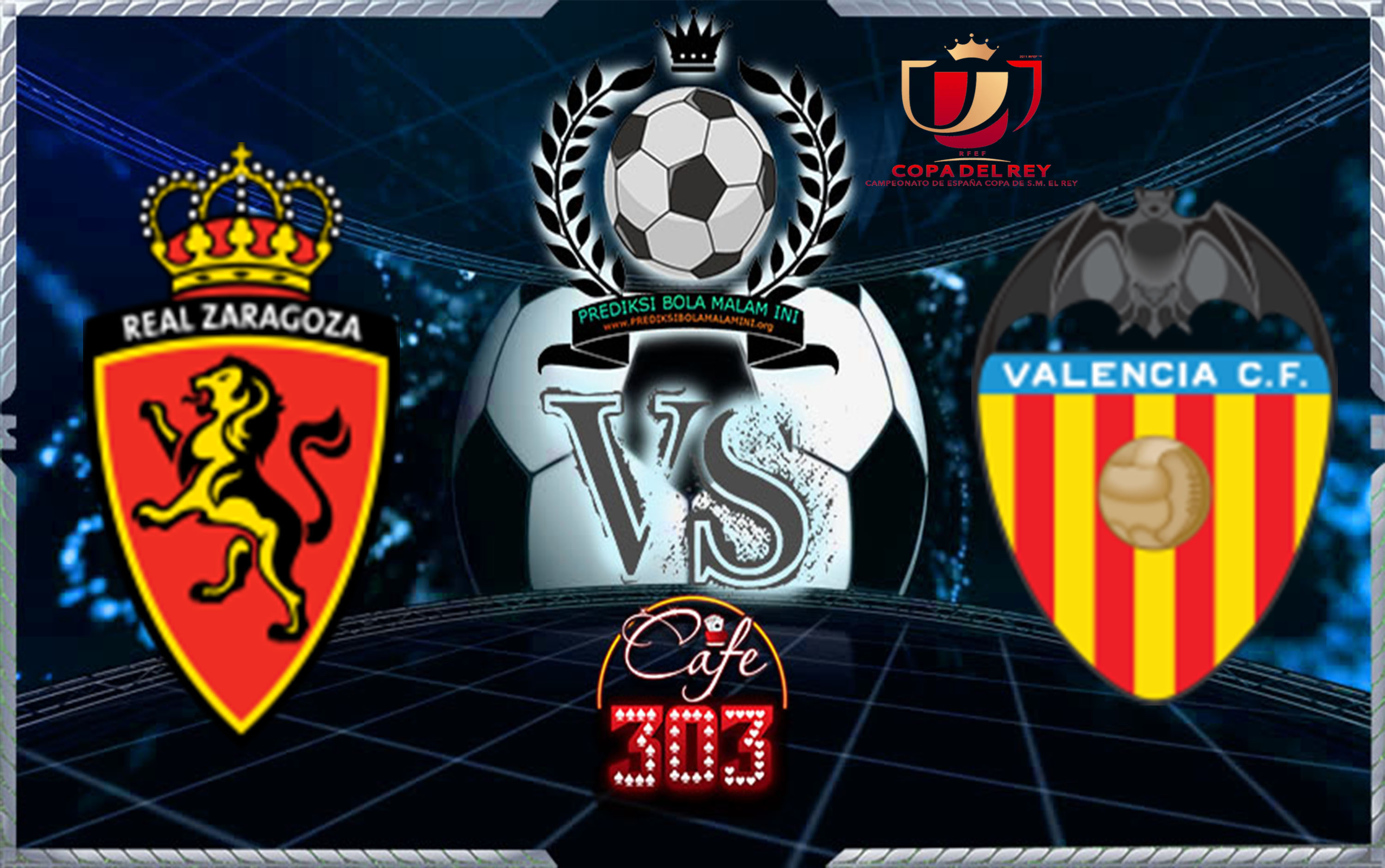 Prediksi Skor REAL ZARAGOZA Vs VALENCIA 25 October 2017