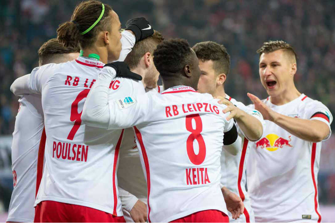 RB-Leipzig Football team