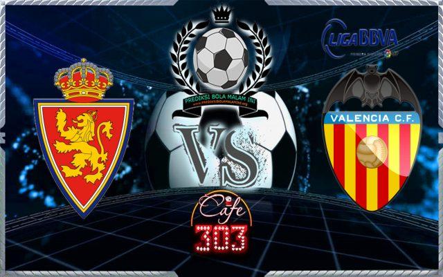 Zaragoza Vs Valencia