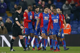 Crystal palace football team