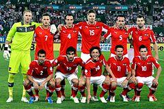 AUSTRIA TEAM FOOTBALL 2017