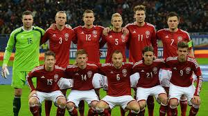 DENMARK TEAM FOOTBALL 2017
