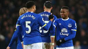 EVERTON TEAM FOOTBALL 2017