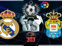 Prediksi Skor Real Madrid Vs Las Palmas 6 November 2017
