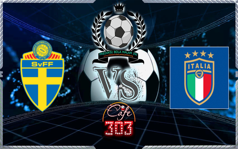 """Prediksi Skor Swedia Vs Italia 11 November2017 """"width ="""" 640 """"height ="""" 401 """"/> </p> <p> <span style="""