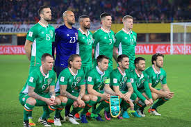 REPUBLIC OF IRELAND TEAM FOOTBALL 2017