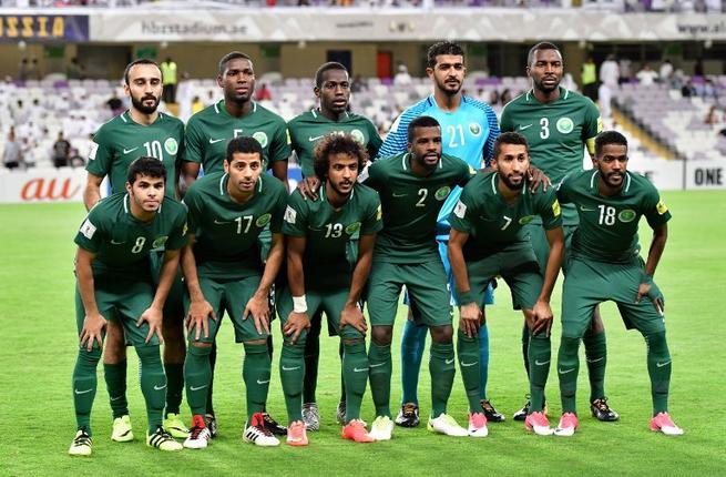 SAUDI ARABIA tim sepak bola 2017 &quot;width =&quot; 435 &quot;height =&quot; 286 &quot;/&gt; </p> <p style=