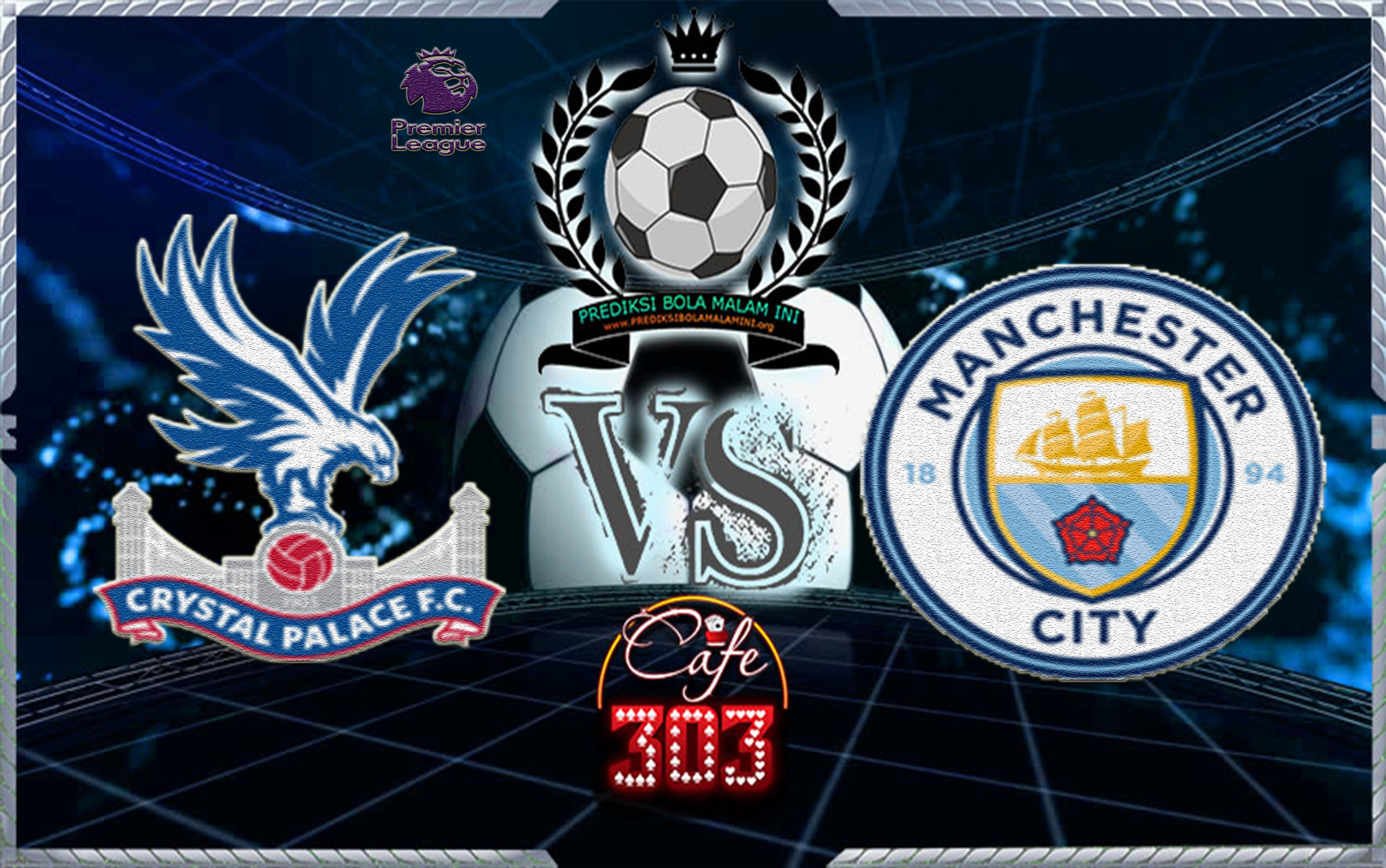 Crystal Palaces Vs Manchester City