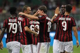 Sepak bola tim MILAN 2017 &quot;width =&quot; 547 &quot;height =&quot; 367 &quot;/&gt; </p> <p style=