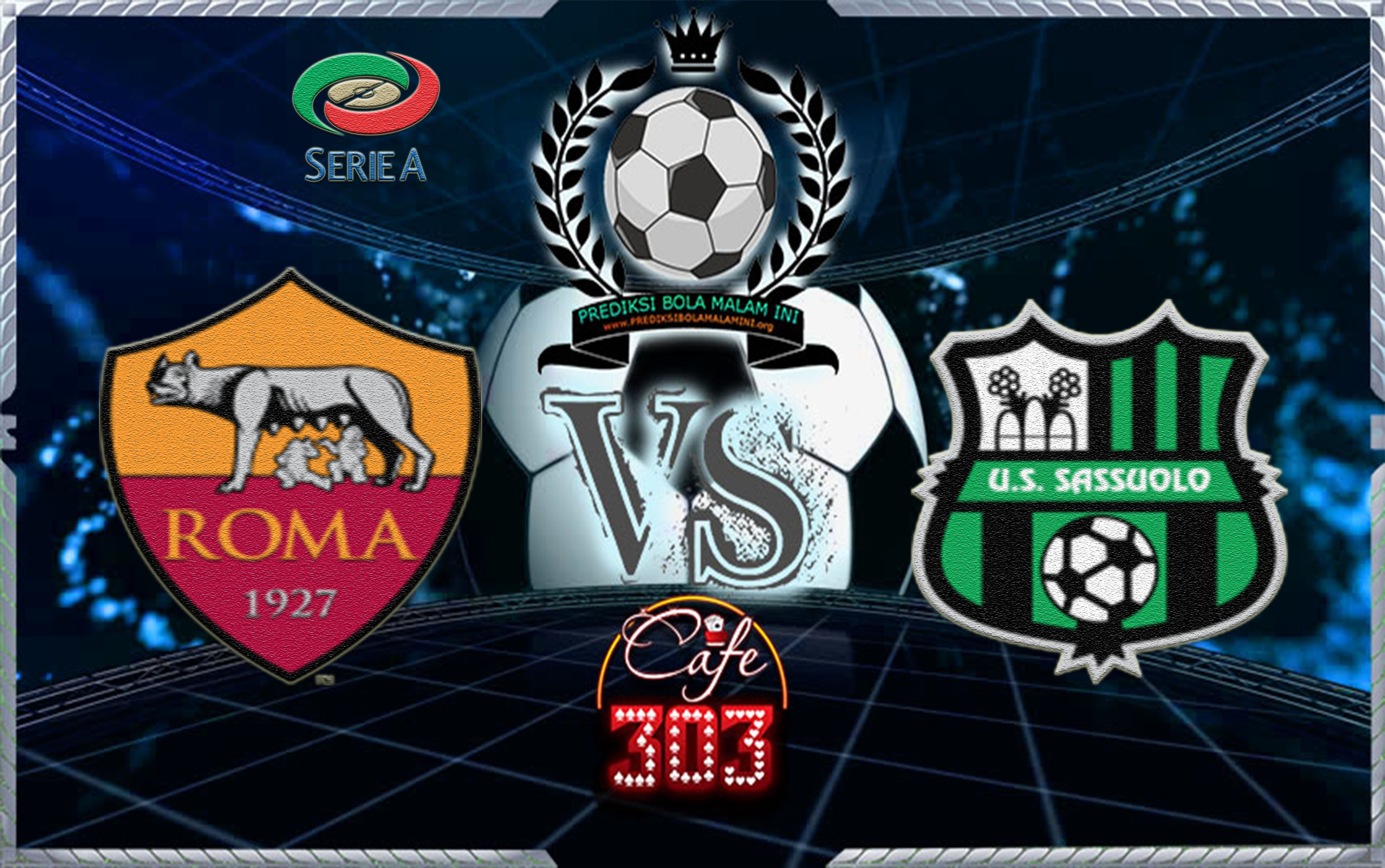 ROMA VS SASSUOLO &quot;width =&quot; 640 &quot;height =&quot; 401 &quot;/&gt; </p> <p><strong> <strong> <strong> <strong> <strong> <strong> <strong> [yo] akan di adakan pada tanggal 30 Desember 2017 Pada Pukul 21:00 WIB Di Stadion Stadion Olimpico (Roma) </p> <p> <span style=