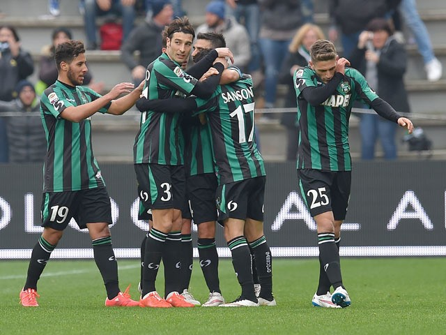 SASSUOLO FOOTBALL TEAM &quot;width =&quot; 916 &quot;height =&quot; 687 &quot;/&gt; </p> </p> <p style=