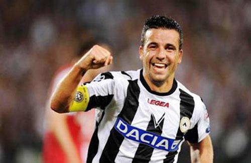 Udinese Football Team