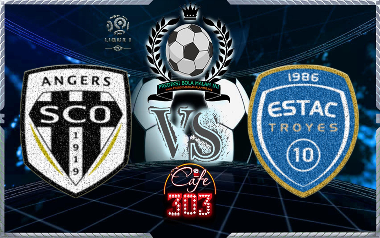 Angers SCO VS Troyes