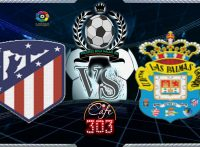 Atletico madrid Vs las Palmas