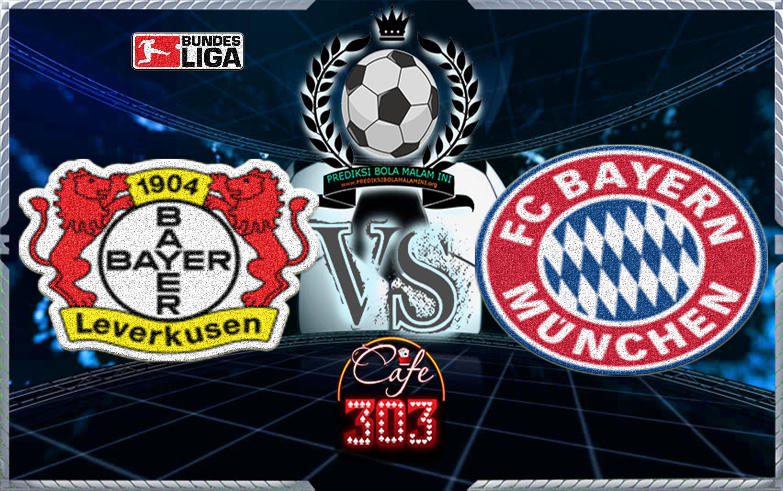 Bayer Leverkusen Vs Bayern Munchen