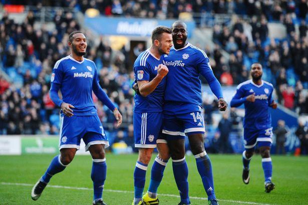 Cardiff City Football Team