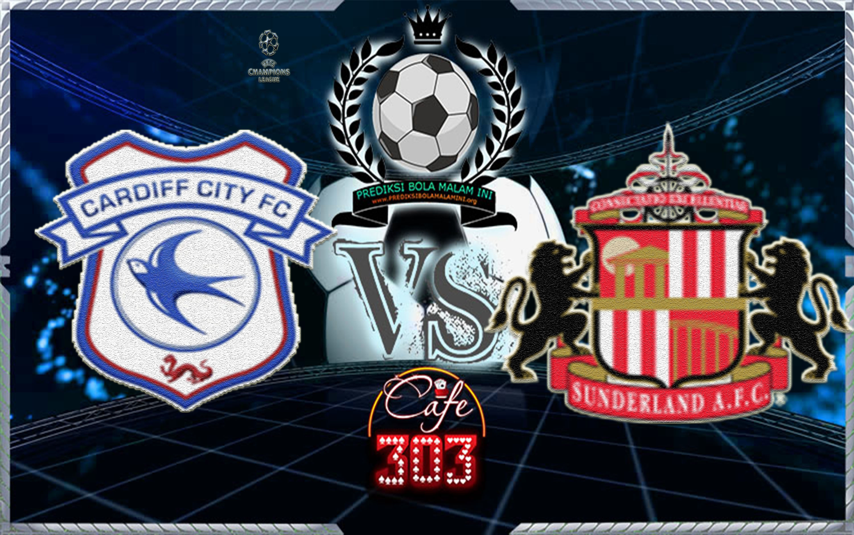 Cardiff VS Sunderland