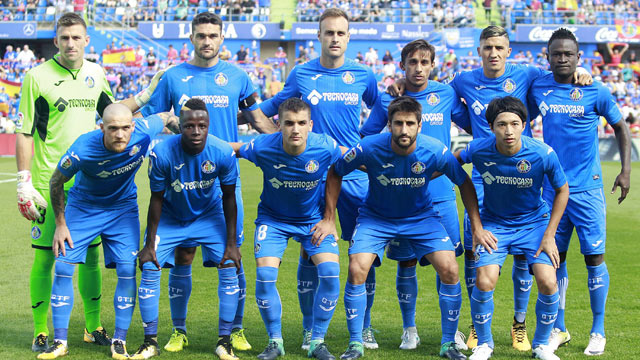Getafe Football Team