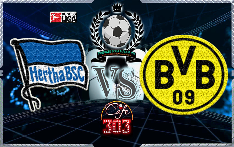 "Hertha BSC VS Borussia Dortmund lebar = ""640"" height = ""401"" /> </p> <p> <span style="