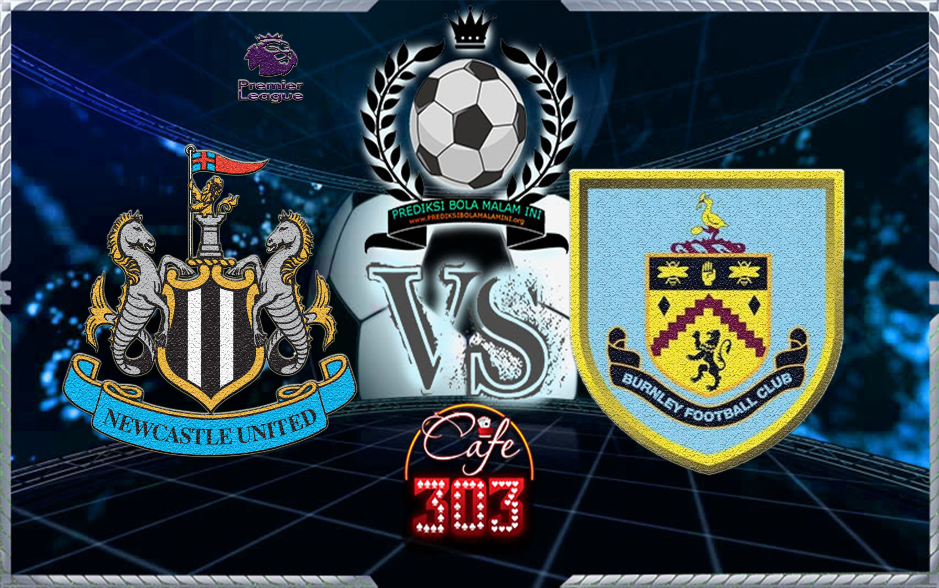 Newcastle United Vs Burnley