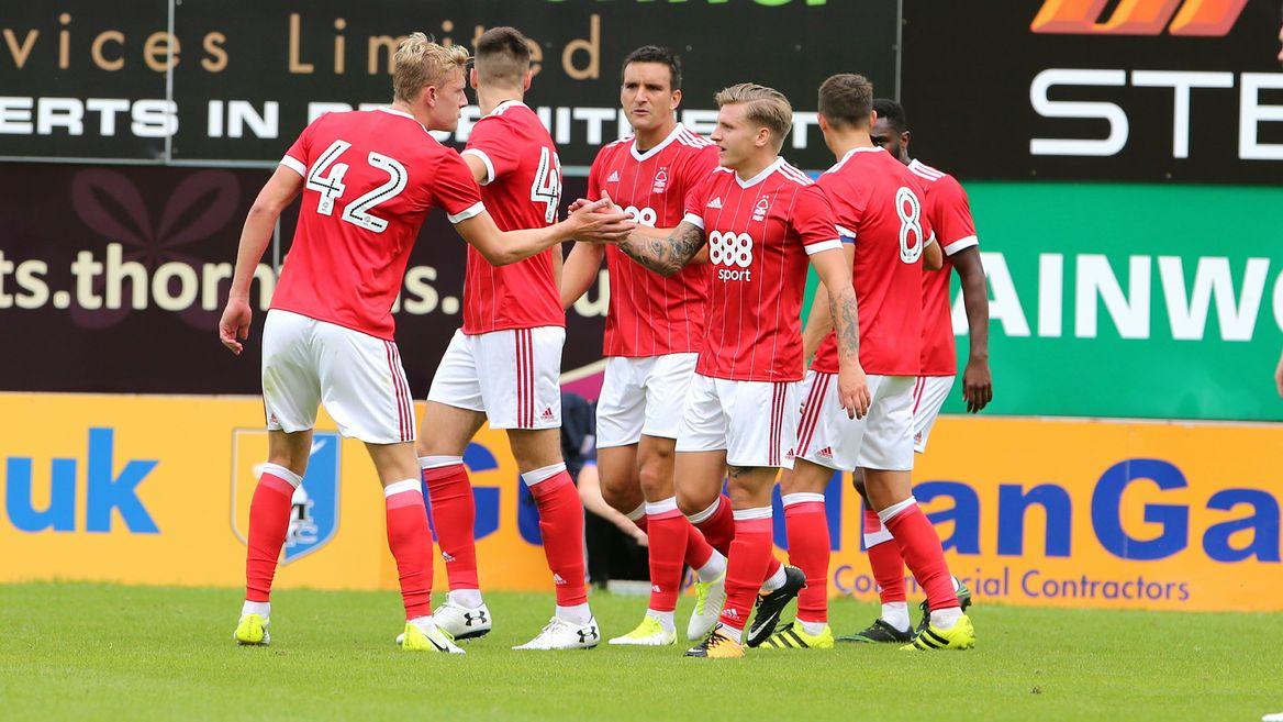 Nottingham Football team