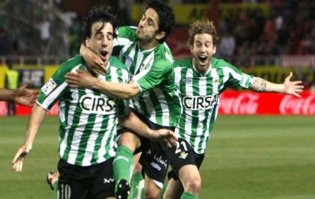 "Tim Sepak Bola Real Betis ""width ="" 582 ""height ="" 370 ""/> </p> <p> <span style="