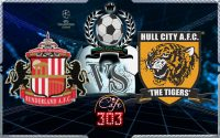 Sunderland Vs Hull City