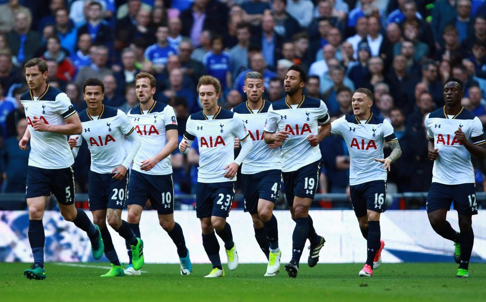 Tottenham Hotspur Football Team