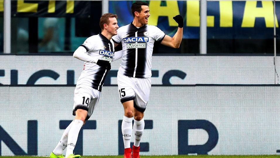 Udineses Football Team
