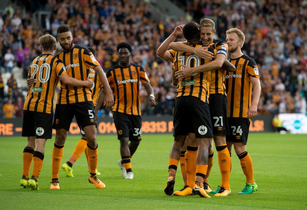 "Tim sepak bola Hull Citu ""width ="" 595 ""height ="" 407 ""/> </p> <p><strong> <span style="