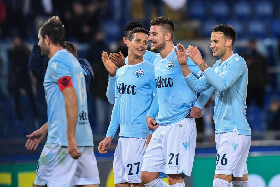 Tim Sepak Bola Lazio &quot;width =&quot; 960 &quot;height =&quot; 640 &quot;/&gt; </p> <p> <span style=