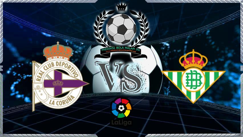 Prediksi Sepatu Deportivo La Coruna Vs Real Betis 13 Februari 2018 &quot;width =&quot; 640 &quot;height =&quot; 361 &quot;/&gt; </p> <p> <span style=