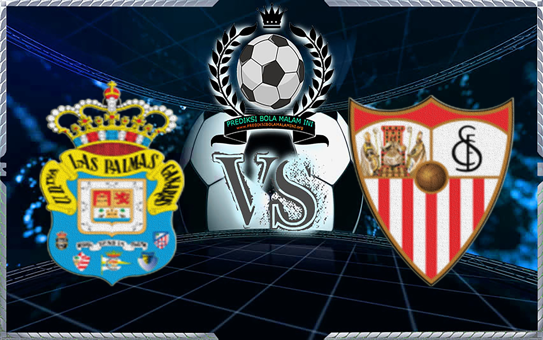 Prediksi Skor Las Palmas Vs Sevilla 17 Februari 2018