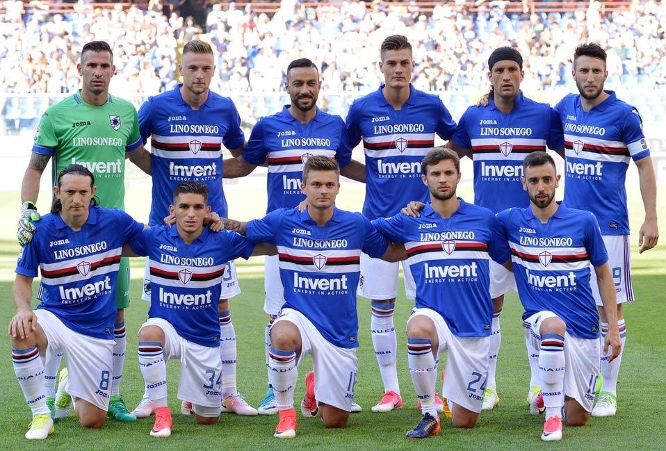 Tim Sepak Bola Sampdoria &quot;width =&quot; 537 &quot;height =&quot; 364 &quot;/&gt; </p> <p style=